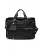 TUMI(トゥミ)の古着「2wayビジネスバッグ」|ブラック
