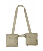 Engineered Garments(エンジニアードガーメン)の古着「WAIST BAG」 ベージュ