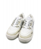 23.65(イーシプサムチョンユクオ)の古着「V2スニーカー」 ホワイト