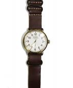 SHINOLA DETROIT(シャイノラ デトロイト)の古着「Runwell Watch」