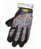Supreme(シュプリーム)の古着「mechanix original work gloves」|グレーレッド