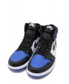NIKE(ナイキ)の古着「AIR JORDAN 1 RETRO HIGH OG」|ブルー×ブラック