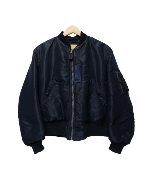 Buzz Ricksons(バズリクソンズ)Buzz Ricksons (バズリクソンズ) B-15Cジャケット ブルー サイズ:36の古着・服飾アイテム