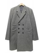 SHAREEF(シャリーフ)の古着「ウールカシミヤチェスターコート」|グレー