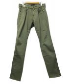 REPLAY(リプレイ)の古着「パンツ」 グリーン