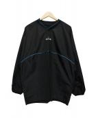 NIKE(ナイキ)の古着「ナイロンプルオーバー」 ブラック