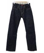 CUNE(キューン)の古着「デニムパンツ」 インディゴ
