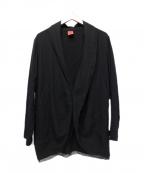 HaaT(ハート)の古着「デザインテーラードジャケット」 ブラック