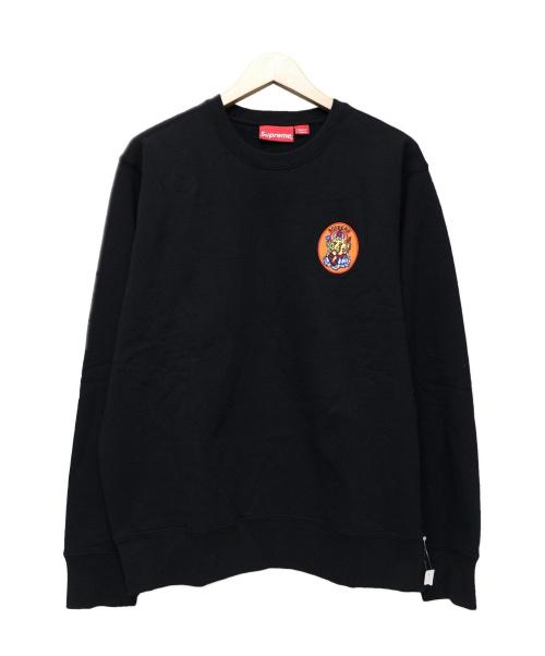 Supreme(シュプリーム)Supreme (シュプリーム) Ganesh Crewneck Sweatshirt ブラック サイズ:Sの古着・服飾アイテム