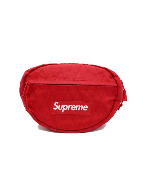 Supreme(シュプリーム)Supreme (シュプリーム) Waist Bag Red レッドの古着・服飾アイテム