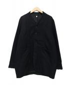 FIRMUM(フィルマム)の古着「梳毛ウール」|ブラック
