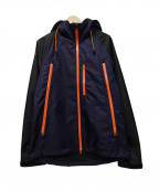 narifuri(ナリフリ)の古着「2レイヤーマウンテンパーカー」 パープル
