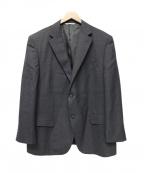 DURBAN(ダーバン)の古着「テーラードジャケット」|グレー
