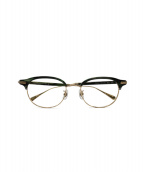 OLIVER PEOPLES(オリバーピープルズ)の古着「眼鏡」 グリーン