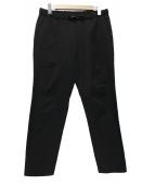 THE NORTH FACE(ザノースフェイス)の古着「エイペックスサーフェイスリラックスパンツ」 ブラック