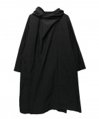 TROVE(トローブ)の古着「フーデッドコート」|ブラック