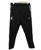 FR2(エフアールツー)の古着「TRAINING JERSEY PANTS」 ブラック