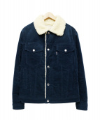 MAISON KITSUNE(メゾンキツネ)の古着「ランチジャケット」|ネイビー