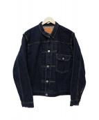 LEVIS VINTAGE CLOTHING(リーバイス ヴィンテージ クロージング)の古着「506XX」|インディゴ