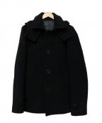 BEAMS Lights(ビームスライツ)の古着「ウールコート」|ブラック