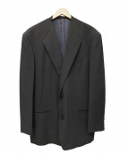 ISSEY MIYAKE(イッセイミヤケ)の古着「テーラードジャケット」|ブラック