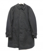 sage de cret(サージュデクレ)の古着「ライナー付コート」|ブラック