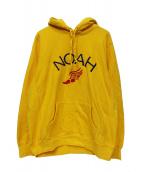 NOAH(ノア)の古着「プルオーバーパーカー」|イエロー