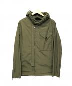 M.I.D.A.(ミダ)の古着「UK military jacket」|グリーン