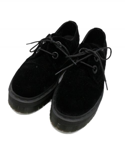 Dr.Martens(ドクターマーチン)Dr.Martens (ドクターマーチン) HOLLY ブラック サイズ:UK6 16085001の古着・服飾アイテム