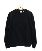 Supreme×LACOSTE(シュプリーム×ラコステ)の古着「クルーネックスウェット」|ブラック