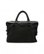 ETTINGER(エッティンガ)の古着「2WAYバッグ」|ブラック