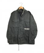 Rags McGREGOR(ラグス マクレガー)の古着「スタンドカラージャケット」|ブラック