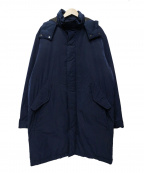 HIROKO KOSHINO(ヒロコ コシノ)の古着「ダウンコート」|ネイビー