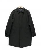 B:MING LIFE STORE(ビーミングライフストア)の古着「フレンチダウンステンカラーコート」 グレー