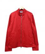 BROOKS BROTHERS Red Fleece(ブルックスブラザーズレッドフリース)の古着「ツイルボマージャケット」|レッド