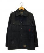 WTAPS(ダブルタップス)の古着「CPOジャケット」 ブラック