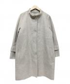 S Max Mara(エスマックスマーラ)の古着「ラムウールコート」 ベージュ