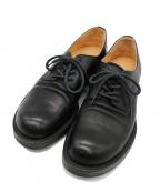 MR.OLIVE(ミスターオリーブ)の古着「POSTMAN BOOTS」|ブラック