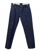 PT05(ピーティーゼロチンクエ)の古着「テーパードデニムパンツ」|インディゴ