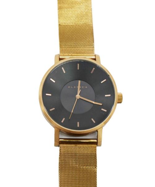 KLASSE14(クラス フォーティーン)KLASSE14 (クラス14) 腕時計 クォーツの古着・服飾アイテム