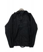 mont-bell(モンベル)の古着「サンダーパスジャケット」|ブラック