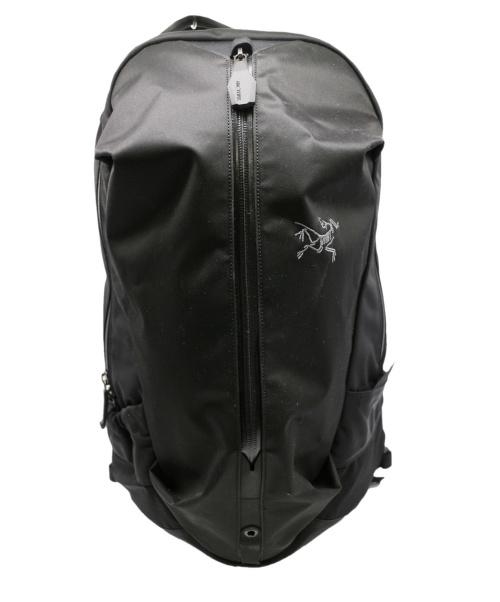 ARCTERYX(アークテリクス)ARCTERYX (アークテリクス) ARRO22 ブラックの古着・服飾アイテム