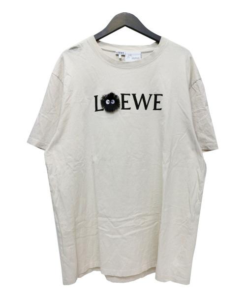 LOEWE(ロエベ)LOEWE (ロエベ) ダストバニーTシャツ ベージュ サイズ:XLの古着・服飾アイテム