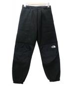 THE NORTH FACE(ザノースフェイス)の古着「Denali Slip-on Pant」 ブラック