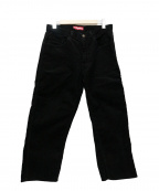Supreme()の古着「Corduroy Painter Pant」|ブラック