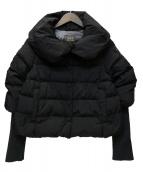 TATRAS(タトラス)の古着「ダウンジャケット」|ブラック