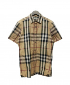 BURBERRY BRIT(バーバリーブリット)の古着「シャツ」|ベージュ