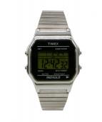 TIMEX×Supreme(タイメックス×シュプリーム)の古着「コラボデジタルウォッチ」
