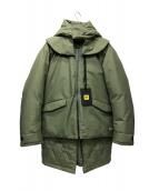 adidas(アディダス)の古着「プレミアムジャケット」|オリーブ
