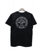 WTAPS(ダブルタップス)の古着「プリントTシャツ」|ブラック